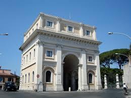 Porta San Pancrazio al Gianicolo